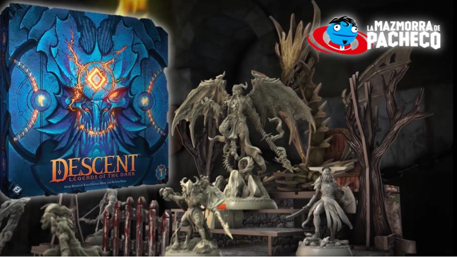 Descent Legends of the Dark