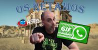 Reto Pacheco el juego de los GIF